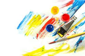 art paint background.  Paint Acrylic Digital Art  Color Paint Background And Brush By Ratchapon  Yanyongdecha Inside R