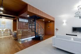 Wood Frame Interior Design Architecture