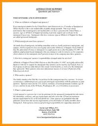 Us Citizenship Letter Of Recommendation Example Recommendation Letter For Family Member Support Sample Immigration