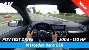 Jeder dritte mercedes ist mittlerweile ein suv, jeder vierte. Mercedes Glb 2020 Night Pov Test Drive And Full Review In 4k Led Headlights 0 100 Km H Youtube