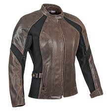 joe rocket womens riviera leather jacket