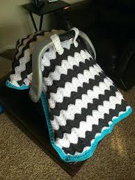 crochet car seat cover infant cover crochet car seat cover sleeping bear
