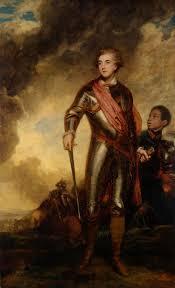 charles stanhope 3rd earl of harrington sir joshua reynolds 1782