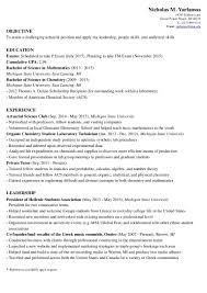 Actuarial Resume Of Nicholas Varlamos