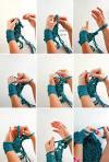 Вязанье без крючков и спицами