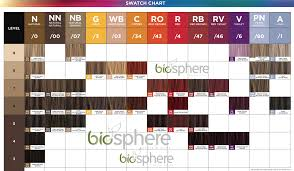 Paul Mitchell Color Wheel