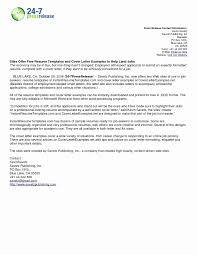 Writing A Cover Letter For A Resume Best Of Sample Cover Letter For