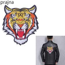 <b>Prajna</b> Punk <b>Rock</b> Big <b>Patch</b> Tiger Animal <b>Patch</b> Back Morale Iron ...