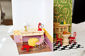 homemade doll furniture. Attractive Homemade Dollhouse Furniture. Portabledollhouse5 Furniture Doll