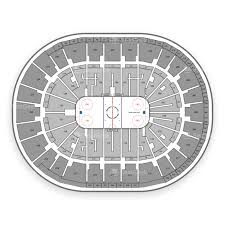 San Jose Sharks Seating Chart Map Seatgeek