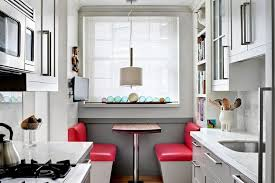 Endearing Breakfast Nooks For Small Kitchens Epic Kitchen