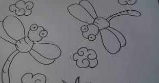 Batik doodle indonesia 5 flowery batik truntum bilingual steemit. Gambar Batik Bunga Yang Mudah Digambar Bagikan Contoh