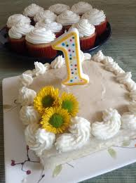 Mamacado Healthy First Birthday Cake Dairy Free Egg Free And