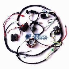 buggy wiring harness loom gy6 engine 150cc quad atv electric start Hammerhead 150Cc Go Kart at 150cc Go Kart Wiring Harness