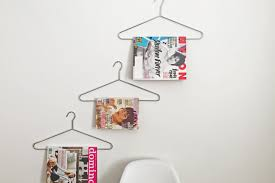 Um, This DIY Magazine Rack Is The Best Organization Trick We've Discovered  In