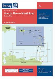 Puerto Rico Charts A Puerto Rico To Martinique Imray Chart