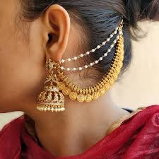 Gold Jhumka Designs For Bridal Shop The Prettiest Bridal Jhumkas Online Now