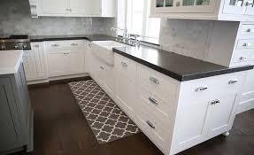 black kitchen rug  cievi – home