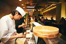 Sushi Cook Meet The Sushi Chef Who Doubles As One Of Kabukichos Top