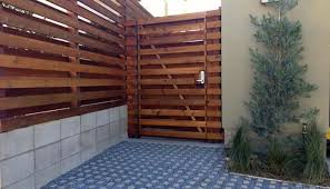 horizontal wood fence panels. Modern Horizontal Wood Fence Panels BEST HOUSE DESIGN : R