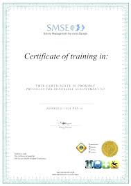 Safety Training Certificate Template Anexa Cloud