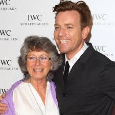 Ewan McGregor's mum says he could give Bear Grylls a run for his ...