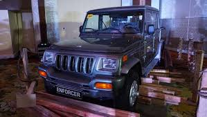 new car launches in philippinesMahindra Xylo Enforcer launched in Philippines