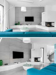 Tv In Living Room 8 Tv Wall Design Ideas For Your Living Room Contemporist