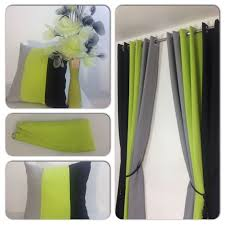 fancy green colour curtains decorating with best 25 lime green curtains ideas on home decor green office