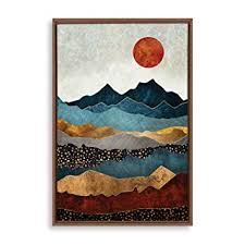 Amazon.com: signwin-Framed Canvas Wall <b>Art</b>-<b>Nordic Style</b>-Canvas ...