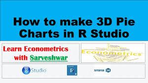 3d Pie Chart In R How To Make 3d Pie Charts In R Studio