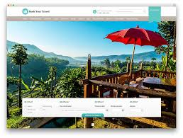 Top Ten Wordpress Themes For Tourism Industry Web Hosting Blog By
