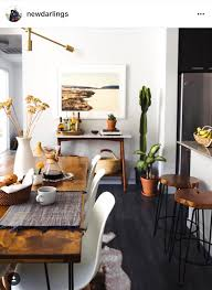 Mid Century Modern Dining Dining In Style House Design Dining