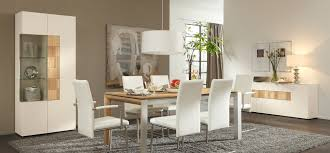 modern dining rooms. contemporary dining room sets - 12 modern white rooms