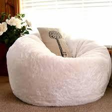 furry bean bag chairs