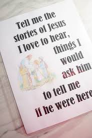 Tell Me The Stories Of Jesus Flip Chart