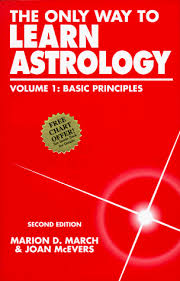 The Only Way To Learn Astrology Vol 1 Basic Library User