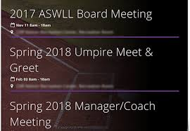 Softball Game Schedule Maker Sports Schedule Maker And Team Scheduling Software