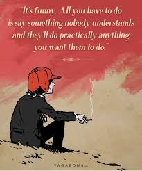 Catcher In The Rye Quotes