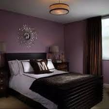 Purple Bedroom Simple Decorating Ideas