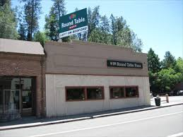 round tabel pizza main st placerville ca pizza s regional chains on waymarking com