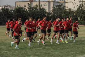نهائي دوري أبطال أفريقيا بين الأهلي المصري وكايزر تشيفز