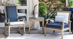 K Lloyd Flanders Outdoor Furniture