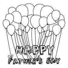 カラフルな風船ベクトル イラスト父の日のお祝いのイラスト素材ベクタ