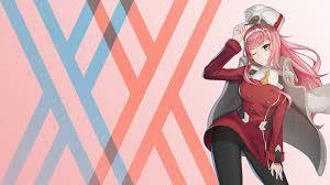 12+ Wallpaper Anime Zero Two Hd