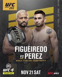 UFC 255 Live stream (@255ufclive)
