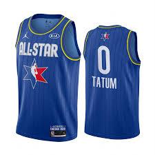 By rotowire staff | rotowire. Jayson Tatum 2020 Nba All Star Game Jersey Reserves Boston Celtics 0 Blue Jersey