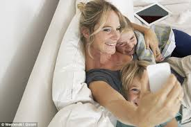 Are you a SHARENT? Researchers warn doting parents can cause ... via Relatably.com