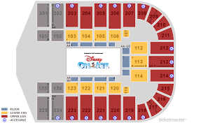 Tucson Arena Tucson Tickets Schedule Seating Chart