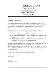 Welder Experience Certificate Format Doc New Bination Welder Cover